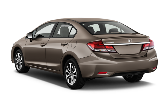 Slide 2 of 14: 2014 Honda Civic