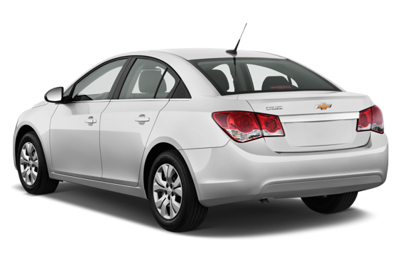 Slide 2 of 14: 2014 Chevrolet Cruze