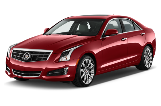 Slide 1 of 14: 2014 Cadillac ATS