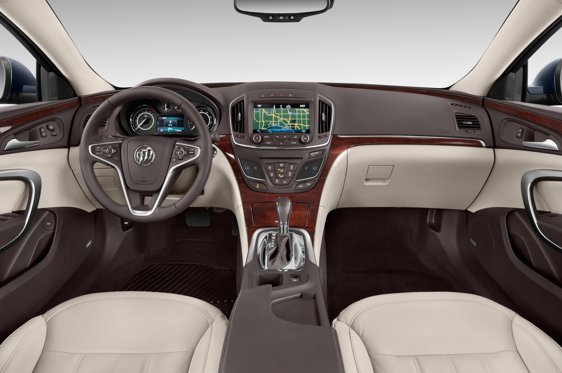 Slide 1 of 11: 2014 Buick Regal