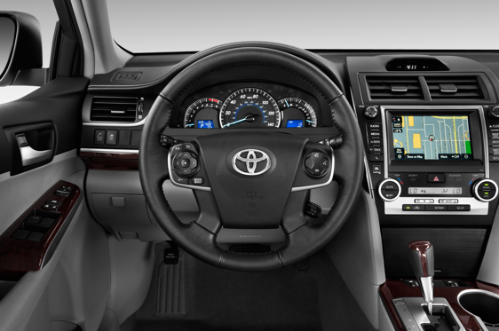 Slide 1 of 25: 2013 Toyota Camry
