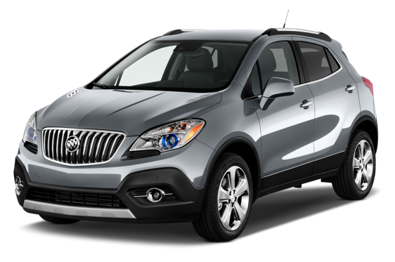 Slide 1 of 14: 2014 Buick Encore