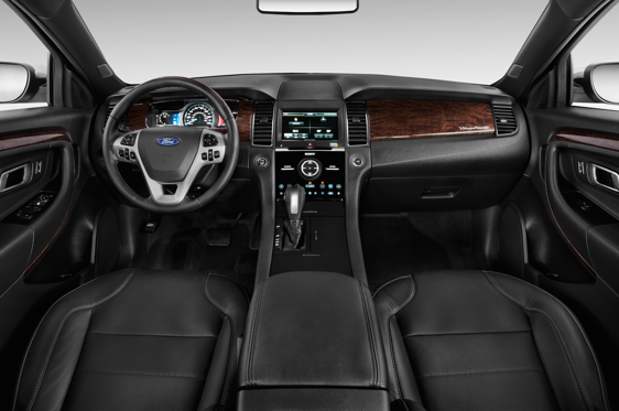 Slide 1 of 11: 2013 Ford Taurus