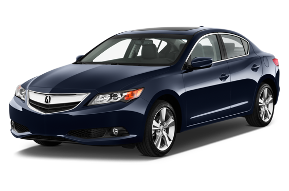 Slide 1 of 14: 2014 Acura ILX