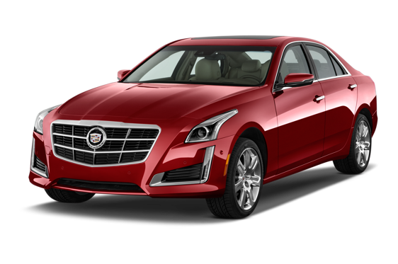 Slide 1 of 14: 2014 Cadillac CTS Sedan