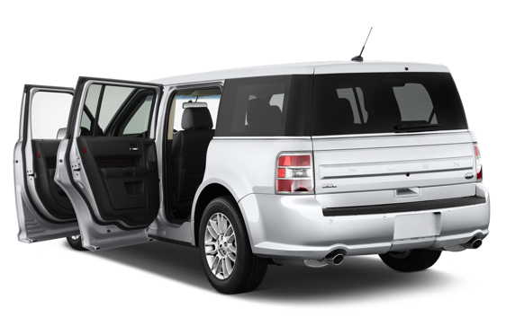 Slide 1 of 25: 2013 Ford Flex