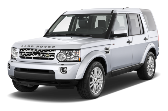 Slide 1 of 14: 2015 Land Rover LR4