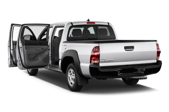 Slide 1 of 25: 2014 Toyota Tacoma