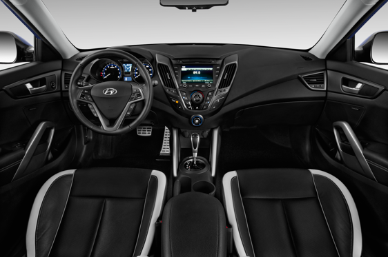 Slide 1 of 11: 2014 Hyundai Veloster
