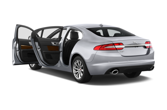 Slide 1 of 25: 2014 Jaguar XF