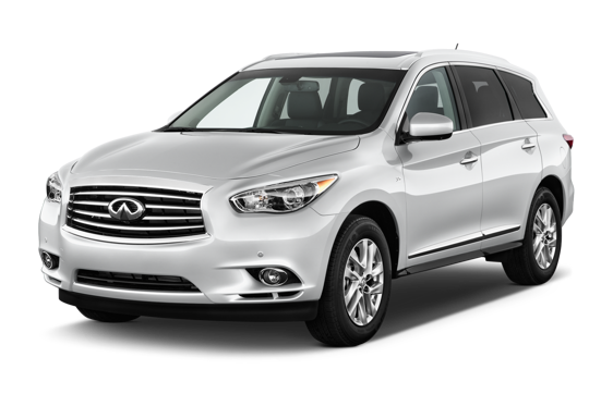 Slide 1 of 14: 2015 INFINITI QX60