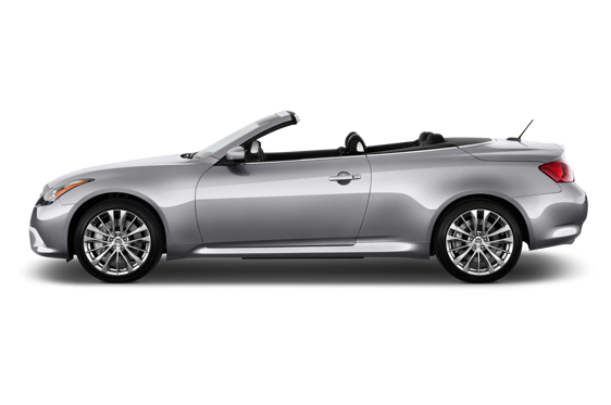 Slide 1 of 25: 2013 Infiniti G Convertible