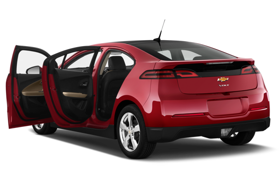 Slide 1 of 25: 2014 Chevrolet Volt