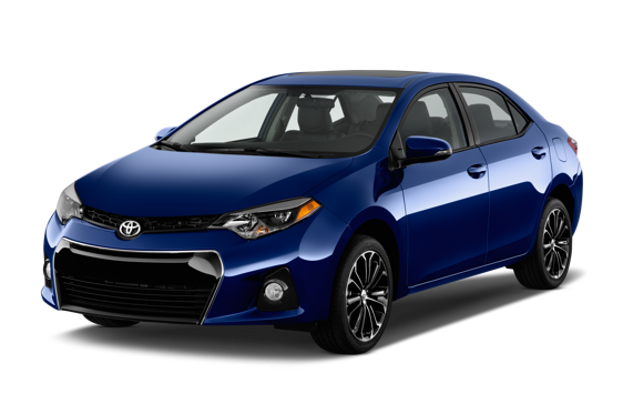 Slide 1 of 14: 2014 Toyota Corolla