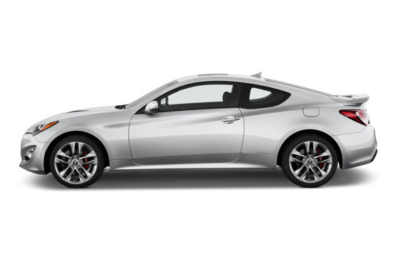 Slide 1 of 25: 2015 Hyundai Genesis Coupe