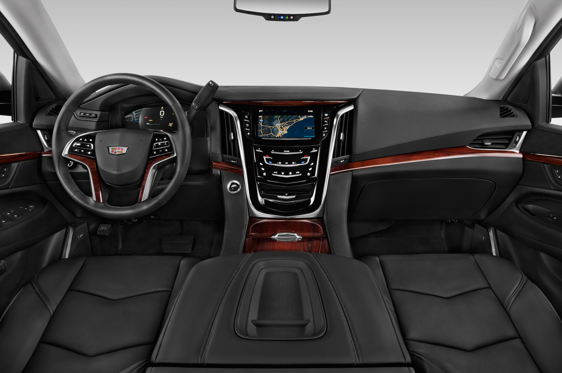 Slide 1 of 11: 2015 Cadillac Escalade ESV