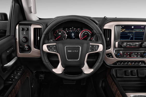 Slide 1 of 25: 2015 GMC Sierra 3500 Denali HD