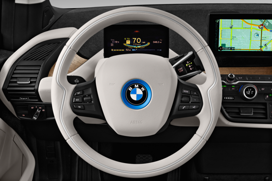 Slide 1 of 25: 2015 BMW i3