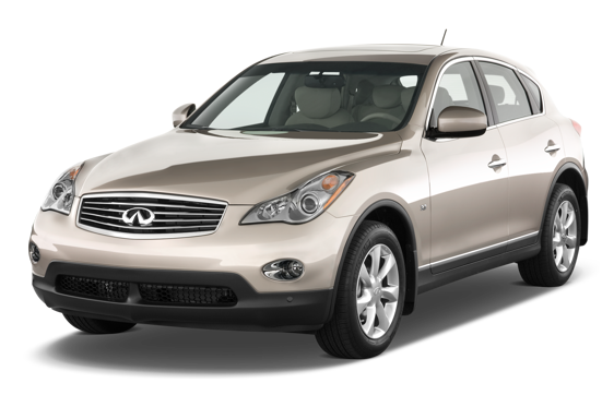 Slide 1 of 14: 2015 INFINITI QX50