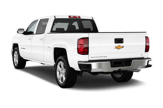 Slide 2 of 14: 2015 Chevrolet Silverado 1500