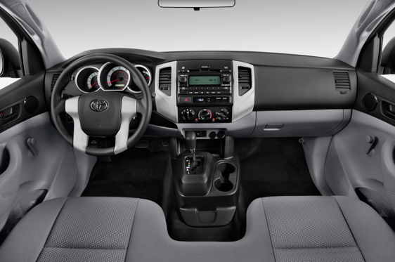 Slide 1 of 11: 2014 Toyota Tacoma