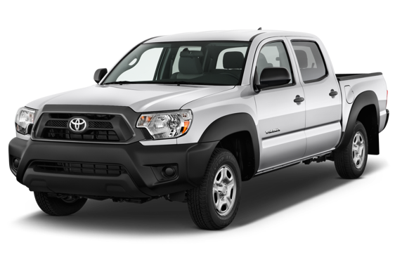 Slide 1 of 14: 2014 Toyota Tacoma