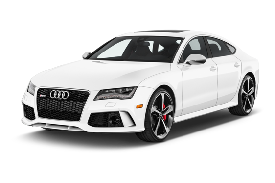Slide 1 of 14: 2015 Audi RS 7