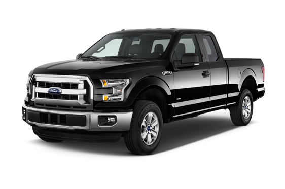 Slide 1 of 14: 2015 Ford F-150