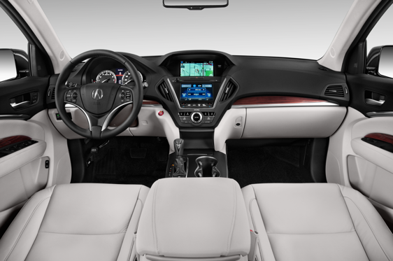 Slide 1 of 11: 2014 Acura MDX