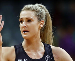 Silver Ferns goal keep Jane Watson was a key figure, pulling off 15 deflections and harrying the Test shooting pair of Bailey Mes and Maria Tutaia.