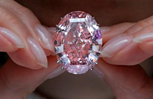 "The stunning ""Pink Star"" diamond has sold for $71.2 million at a Sotheby's auction in Hong Kong, setting a record for any diamond or jewel on April 4, 2017. Here's a look at some other exquisite and expensive jewels."