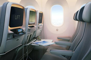 New Tourist Class seats to be installed on Dreamliner aircraft CREDIT: LIFT BY ENCORE