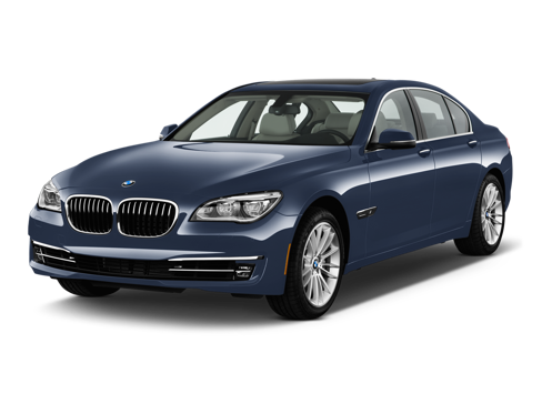 Slide 1 of 34: 2015 BMW 7 Series