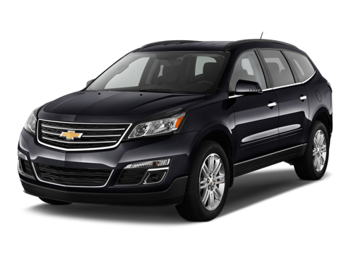 Slide 1 of 18: 2013 Chevrolet Traverse