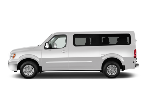Slide 1 of 14: 2016 Nissan NV Passenger