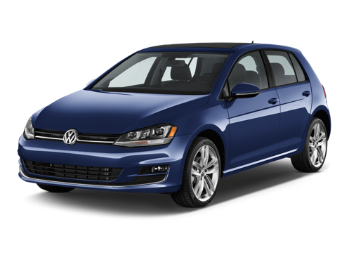 Slide 1 of 12: 2016 Volkswagen Golf