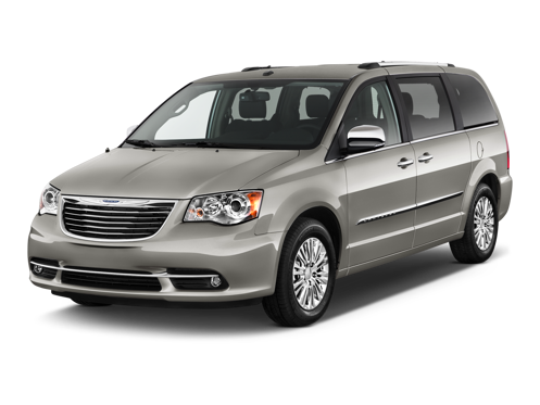 Slide 1 of 16: 2016 Chrysler Town & Country