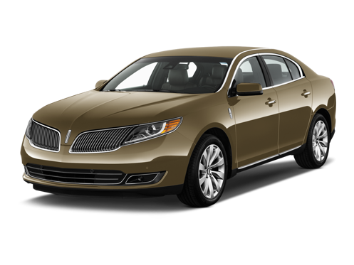 Slide 1 of 16: 2014 Lincoln MKS