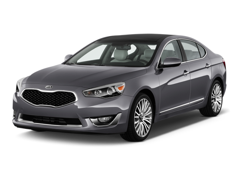 Slide 1 of 10: 2016 Kia Cadenza