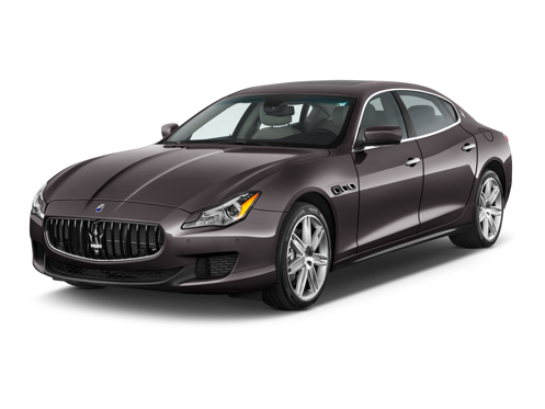 Slide 1 of 22: 2014 Maserati Quattroporte