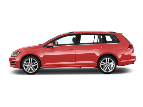 Slide 1 of 14: 2016 Volkswagen Golf SportWagen