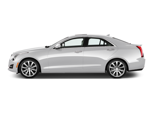 Slide 2 of 18: 2016 Cadillac ATS