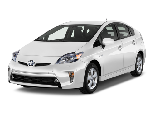 Slide 1 of 8: 2015 Toyota Prius Plug-In