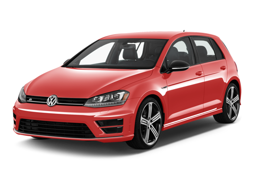 Slide 1 of 2: 2016 Volkswagen Golf R