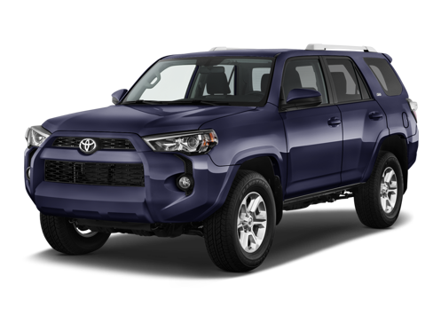 Slide 2 of 16: 2016 Toyota 4Runner