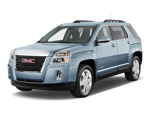 Slide 1 of 8: 2015 GMC Terrain