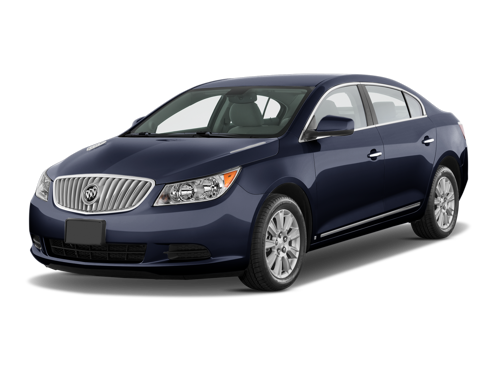 Slide 1 of 18: 2013 Buick LaCrosse