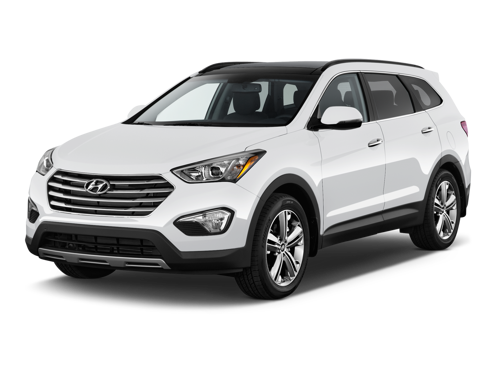 Slide 1 of 16: 2014 Hyundai Santa Fe