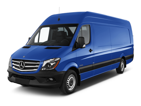 Slide 1 of 47: 2014 Mercedes-Benz Sprinter Cargo Van