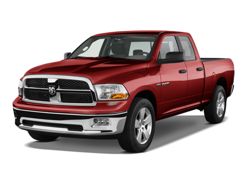 Slide 1 of 16: 2010 Ram 1500 Pickup